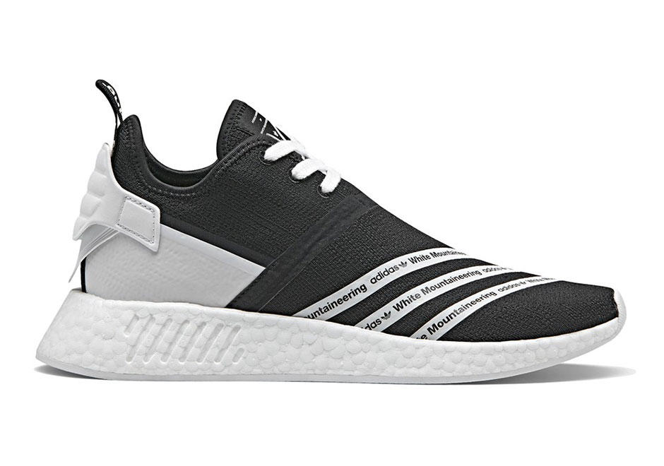 online retailer 26c46 e819c White Mountaineering x adidas NMD R2 Release Date July 15th, 2017