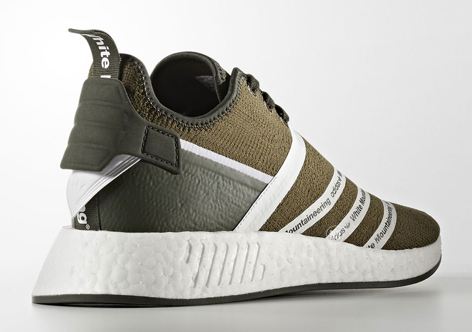 038cd81016b04 White Mountaineering x adidas NMD R2 Release Date  July 15th