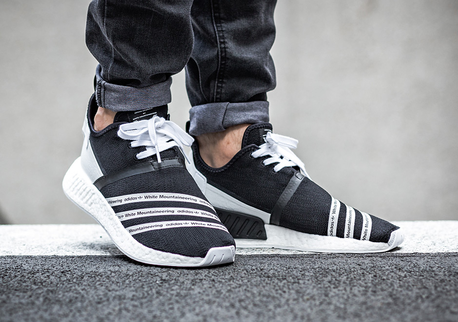 254447862c46e White Mountaineering adidas NMD Trail NMD R2 Summer 2017 ...