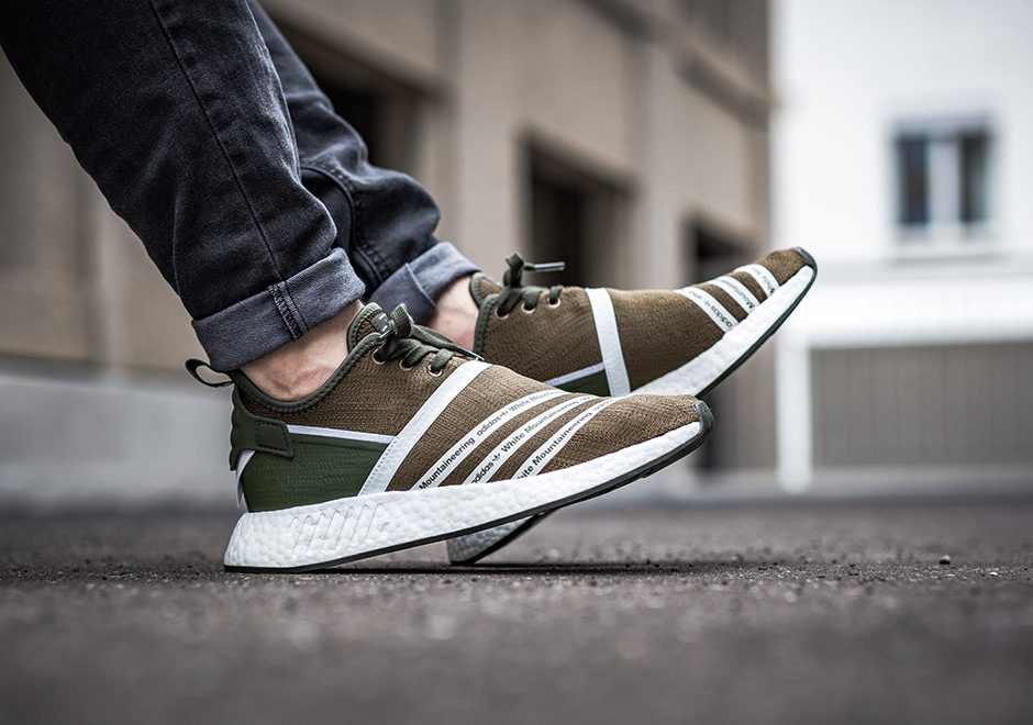 8f0775052 White Mountaineering adidas NMD Trail NMD R2 Summer 2017 ...