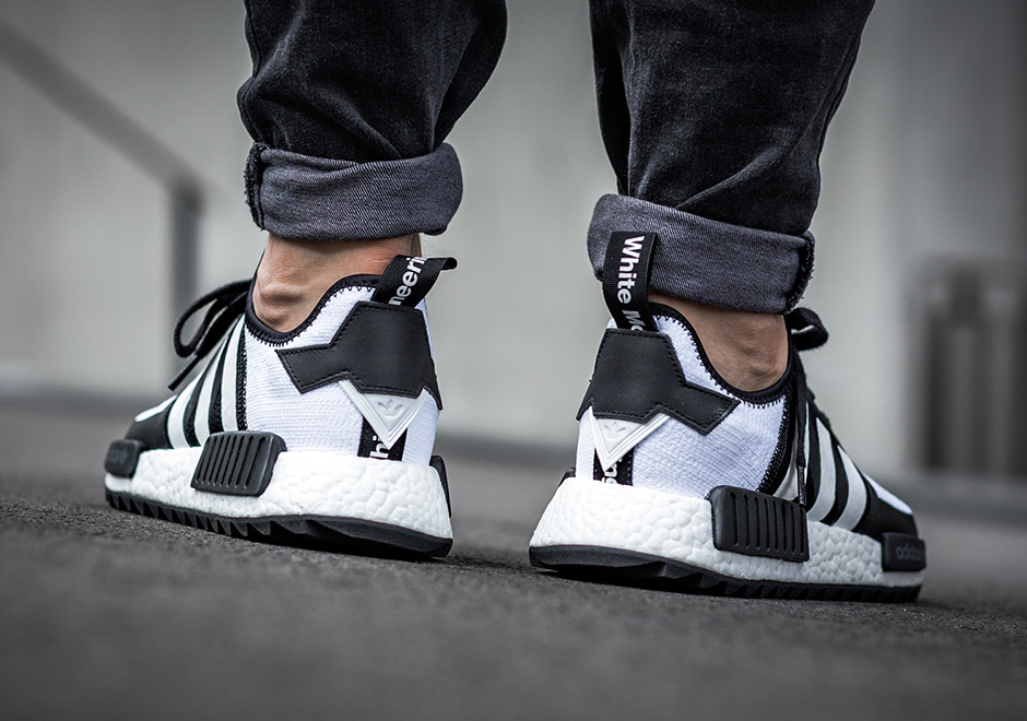 """official photos be7af 7c3e5 NMD fans will also want to take not of another coveted upcoming release,  the """"Triple Black"""" NMD R1 with Japanese details."""
