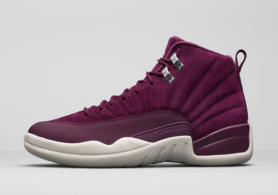 "ed852ec5079cac Air Jordan 12 ""Bordeaux"" Release Date  October 14th"