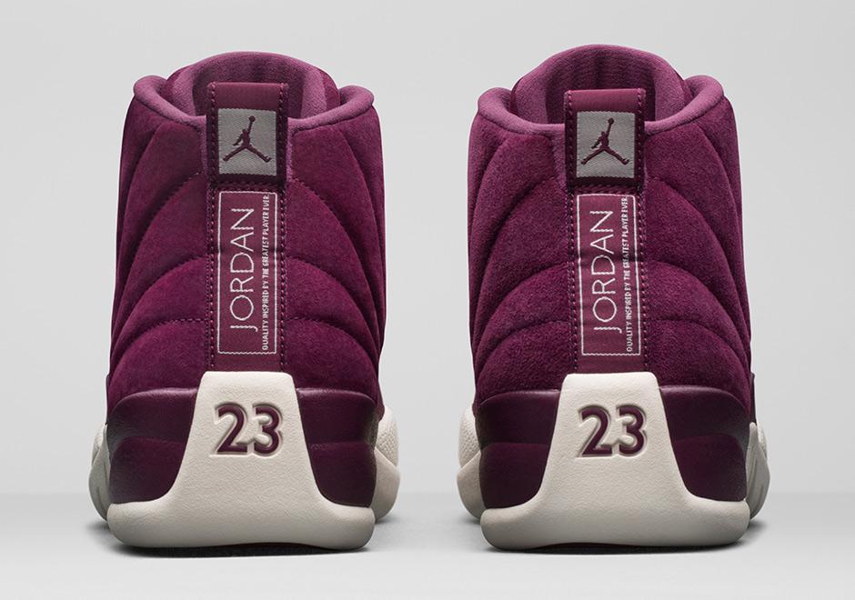 "d39864bcd7d8 Air Jordan 12 ""Bordeaux"" Release Date  October 14th"