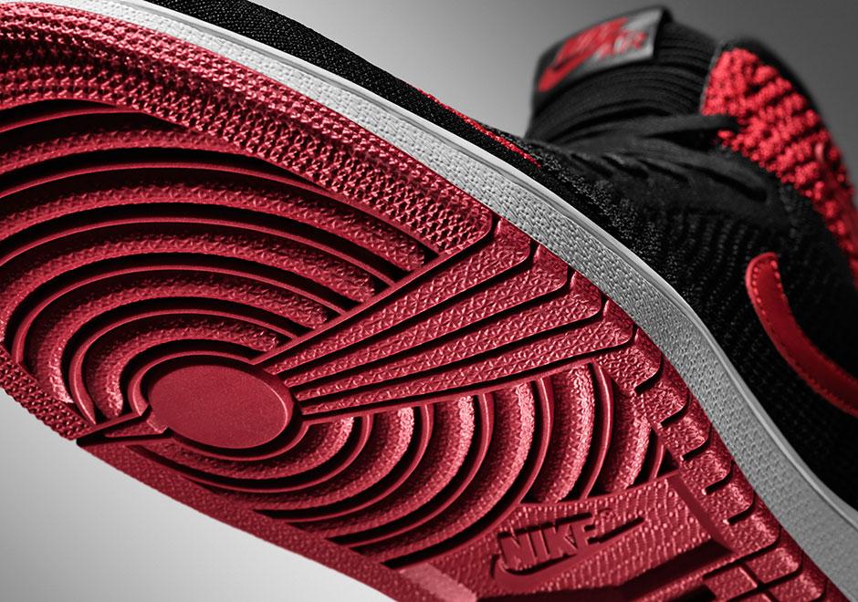 bd4c2f53043d Air Jordan 1 Flyknit Official Release Info + Photos