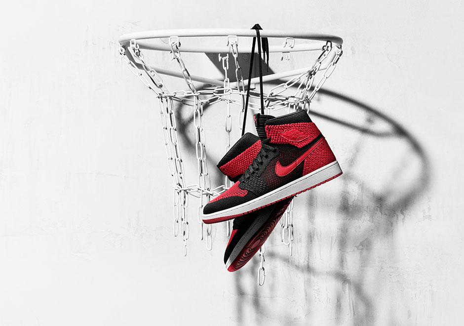 0f0ea7b730ead3 Air Jordan 1 Flyknit Official Release Info + Photos
