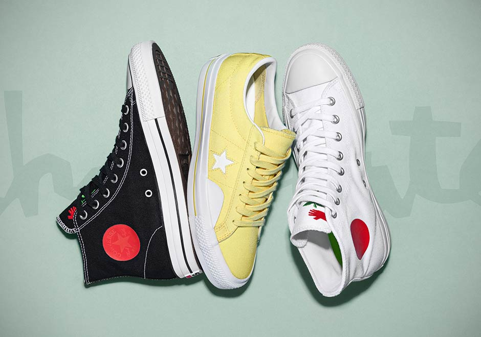5da16f6cfd8e Chocolate Skateboards and Converse Team Up For Chuck Taylor and One Star  Collection