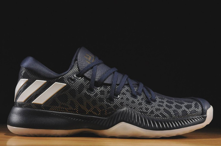 5cf2a0f869c5 adidas Harden B E Release Date  Summer 2017  140. Color  Collegiate  Navy Legend Ink  Footwear White