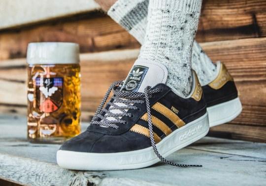 adidas Originals Made A Beer Resistant adidas München For Oktoberfest