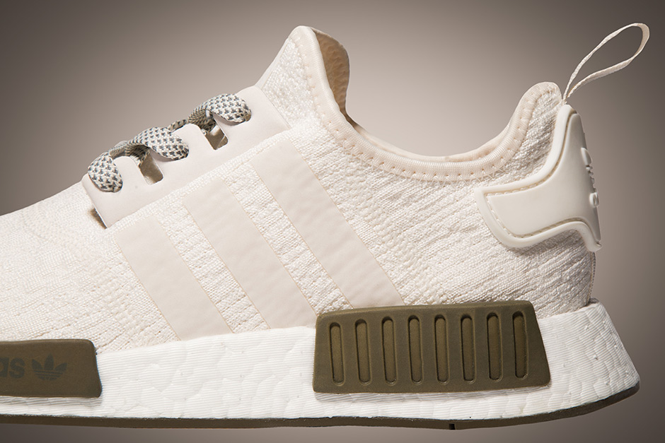 6d995de1f748 adidas NMD Chalk and Olive Champs Sports Exclusive
