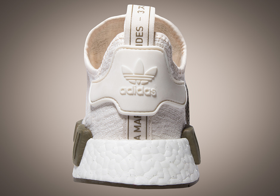 34a635bd4b76a adidas NMD Chalk and Olive Champs Sports Exclusive