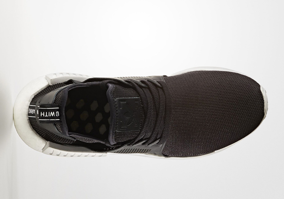 Adidas Nmd Xr1 Black White Release Date By9921 Sneakernews Com