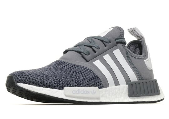 separation shoes 56876 df7c2 Another Grey adidas NMD R1 Appears At JD Sports