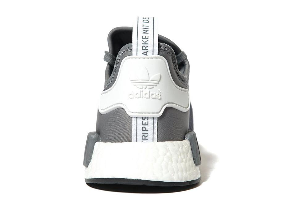 adidas NMD R1 Dark Grey White JD Sports Exclusive
