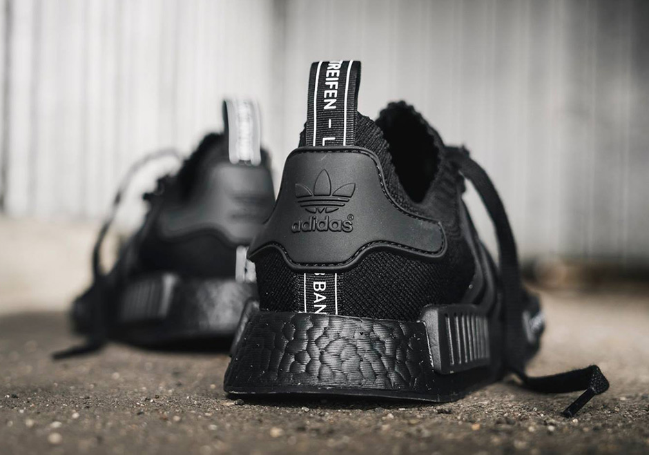 0371741147fca adidas NMD R1 Primeknit Triple White and Triple Black Japan Release ...