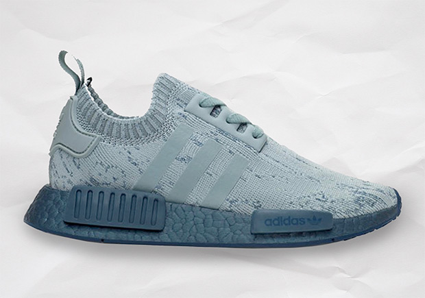 "741666122003 Remember the adidas NMD ""Sea Crystal"" featuring brand new blue Boost  cushioning  We first previewed the pair all the way back in May and now we  finally have ..."