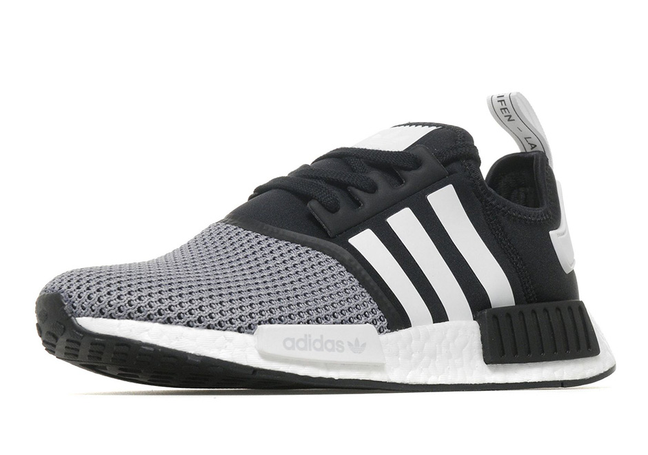 Adidas Formadores Negro R1 Nmd R2HhdW
