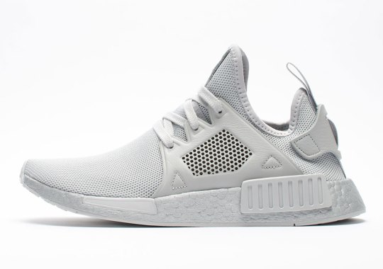 "Detailed Look At The adidas NMD XR1 ""Silver Boost"""