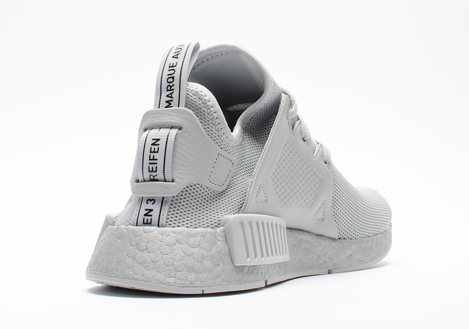 new concept a6a58 6754f adidas NMD XR1 Silver Boost Release Info | SneakerNews.com