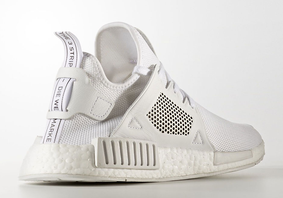 "adidas NMD XR1 Textile ""Triple White"" Coming In August a7530fb98f"