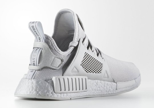 "adidas NMD XR1 ""Triple Grey"" Releases End Of August"
