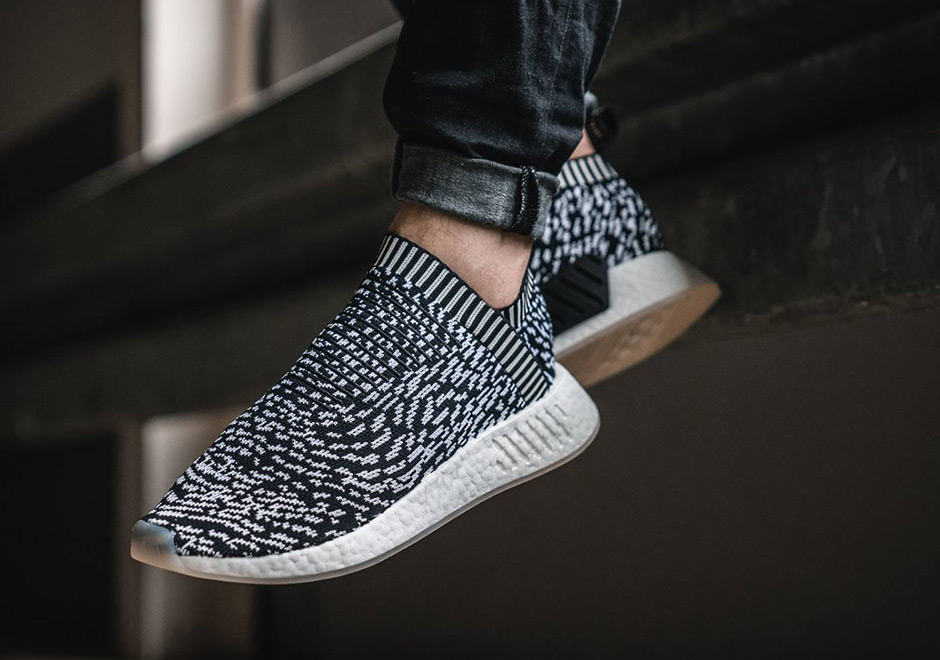 "adidas NMD City Sock 2 ""Sashiko"" Release Date  August 17th 5f0284fa5"
