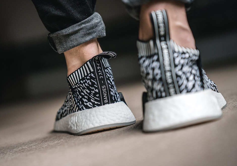 check out b9a51 fcbf0 adidas NMD Sashiko Pack NMD R1 CS2 | SneakerNews.com
