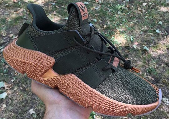 The adidas Prophere Set To Release In December