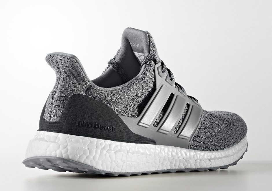 "info for a3313 db658 adidas Ultra Boost 3.0 ""Grey Three"" Available Now"
