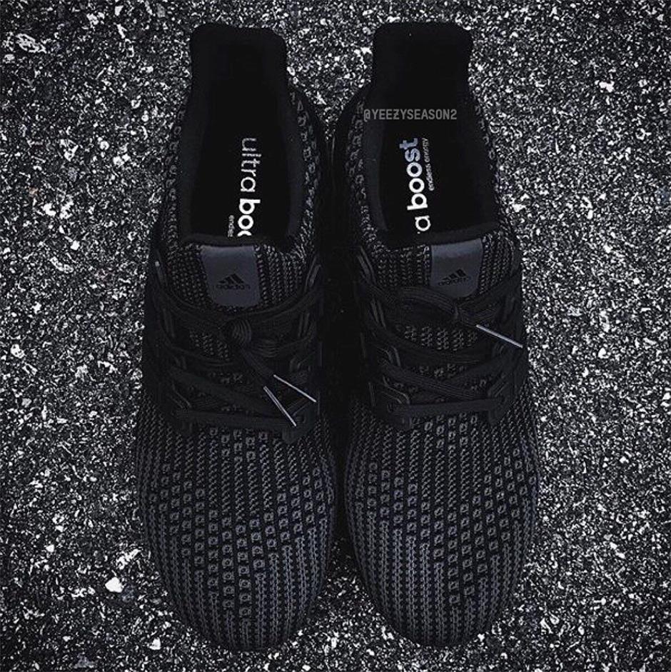 Adidas De Ultra Impulso De Triple Negro 4.0 FT5ScQ0a9