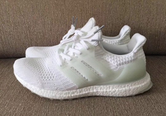 Closer Look At The Glow In The Dark adidas Ultra Boost 4.0