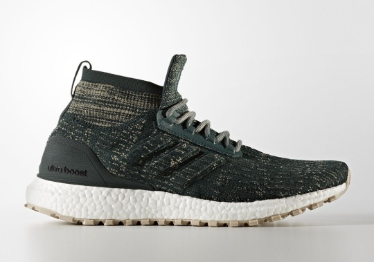 "adidas Ultra Boost ATR Mid ""Trace Green"" Releases This Week"