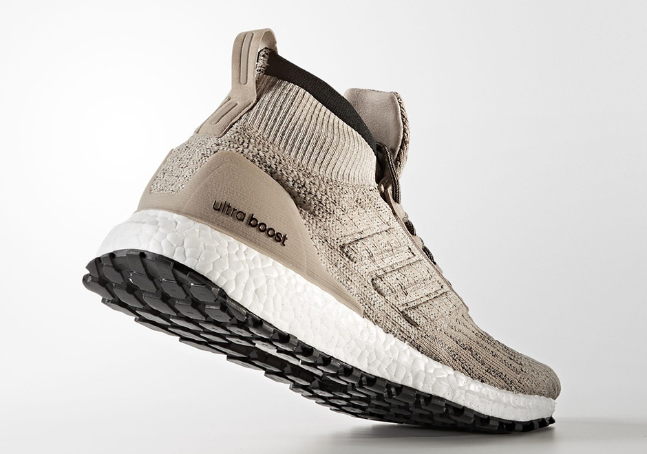 premium selection d2c80 befd9 adidas Ultra Boost ATR Mid Trace Khaki Release Date CG3001 ...