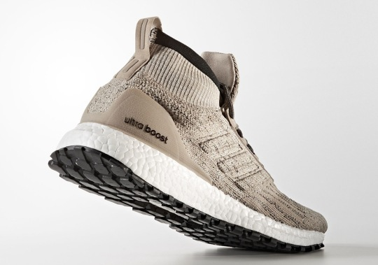 "The adidas Ultra Boost ATR Mid ""Trace Khaki"" Debuts Later This Week"