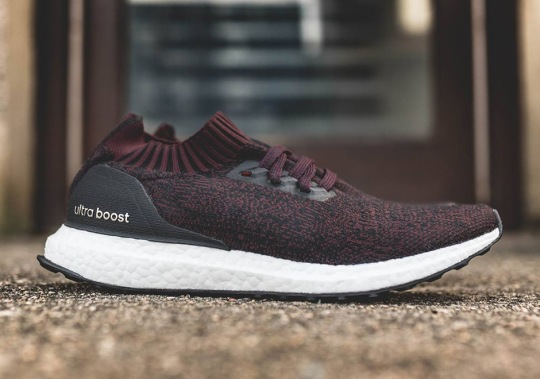 "adidas Ultra Boost Uncaged In ""Dark Burgundy"" Is Available Now"