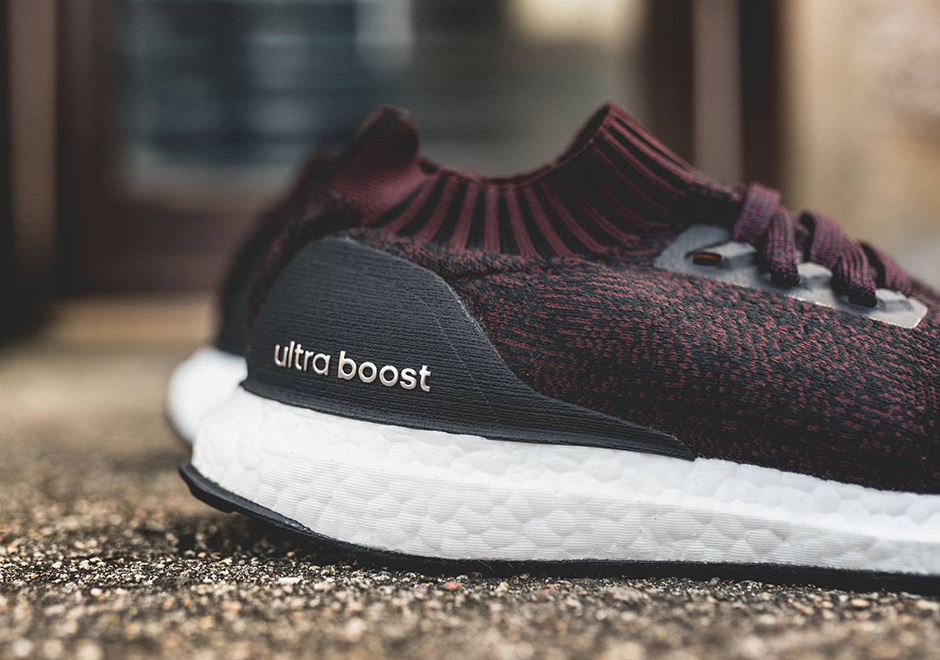 3e723dcb910e6 adidas Ultra Boost Uncaged Dark Burgundy BY2552