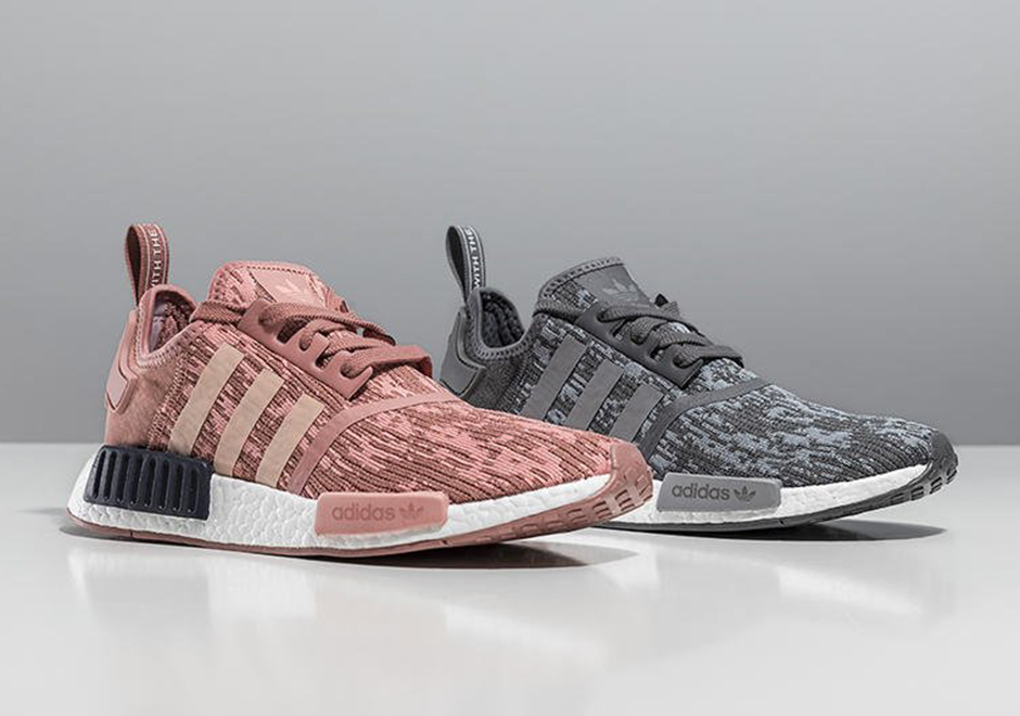adidas NMD R1 Trail Grey & Other Stories