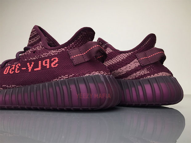 a3403048d151b adidas Yeezy Boost 350 v2. Color  Red Night Chalk Purple Chalk Pink Style  Code  B37573. Advertisement