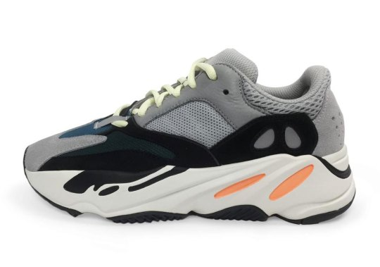 Kanye West Releases adidas Yeezy Wave Runner 700