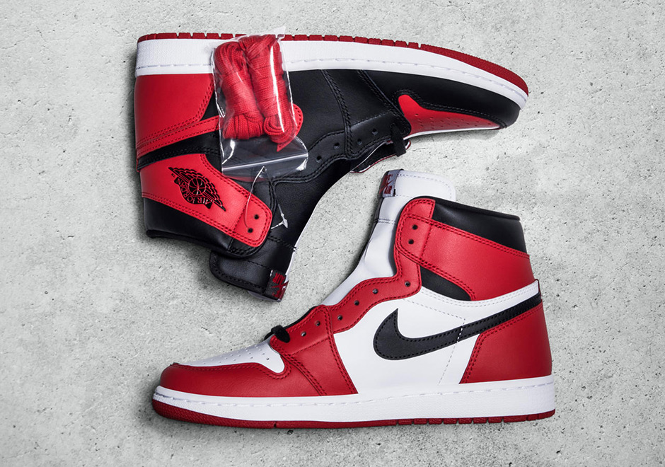 """b34e9f89054 The Air Jordan 1 Retro High OG """"Homage To Home"""" is listed as a sample and a  release has yet to be confirmed."""
