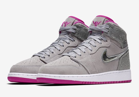 "Air Jordan 1 ""Maya Moore"" For Girls Releases In September"