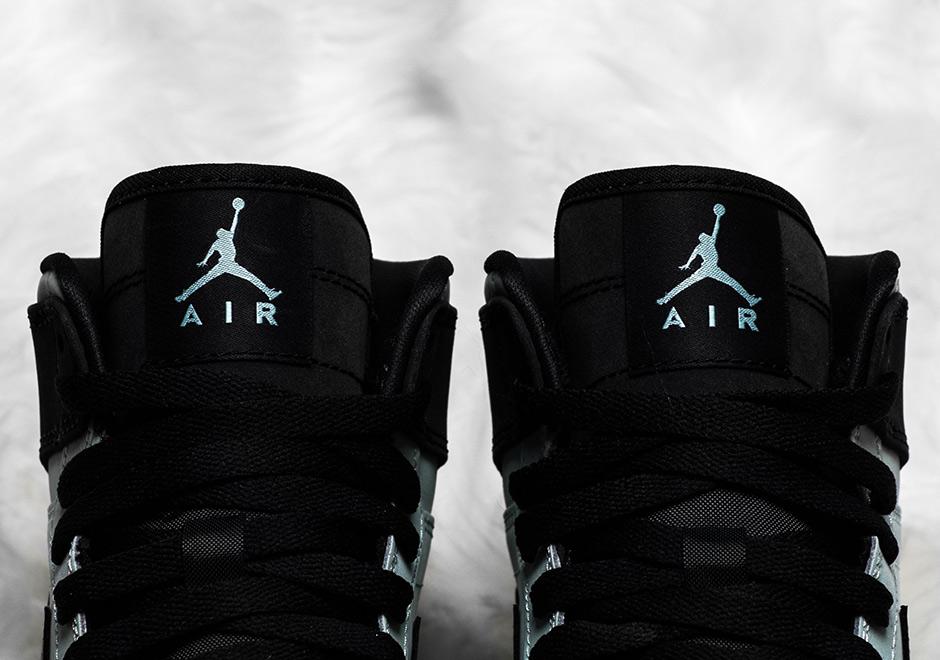 Air Jordan 1 Mint Foam Girl s Exclusive 332148-300  3eacccaf28