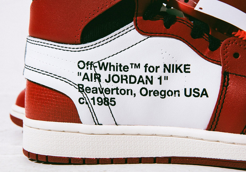 size 40 478ab 93500 OFF WHITE x Air Jordan 1. Release Date  September 1st, 2017