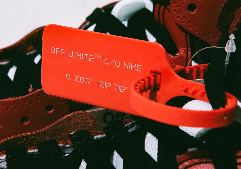 wholesale dealer 80f7b a37e5 OFF-WHITE Air Jordan 1 Packaging Detailed Look   SneakerNews.com