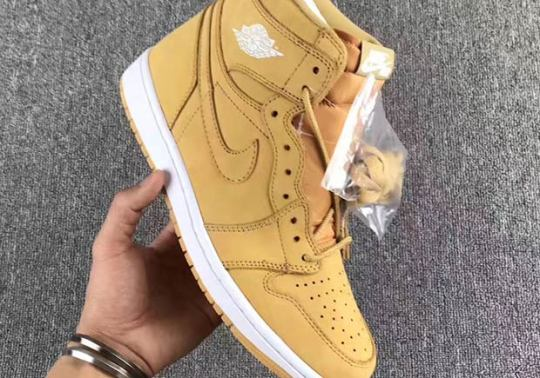"The Air Jordan 1 High OG ""Wheat"" Releases November 25th"