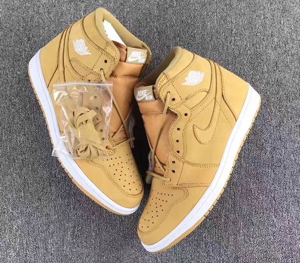 "Air Jordan 1 High OG ""Wheat"" Release Date  November 25th cb13f0c923c7"