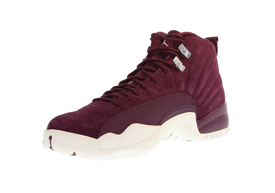5a1be3822152d8 Air Jordan 12 Bordeaux Release Info