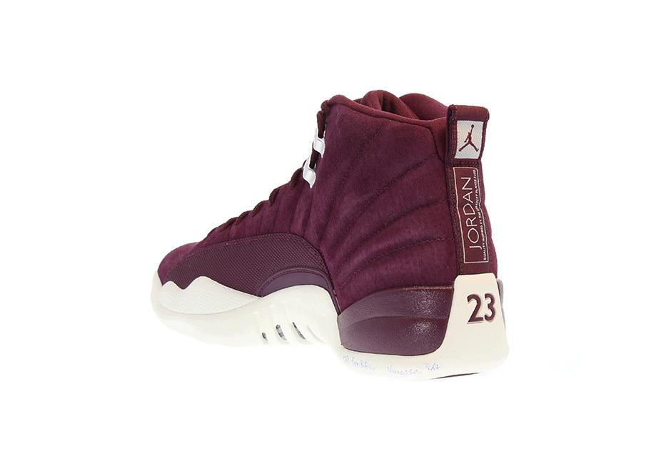 "Air Jordan 12 Retro ""Bordeaux"" Release Date  October 14th 9d6cc0e36"
