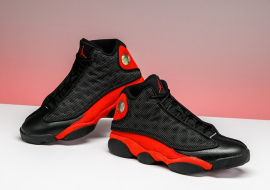 "The Air Jordan 13 ""Bred"" Is Available Early from Stadium Goods"