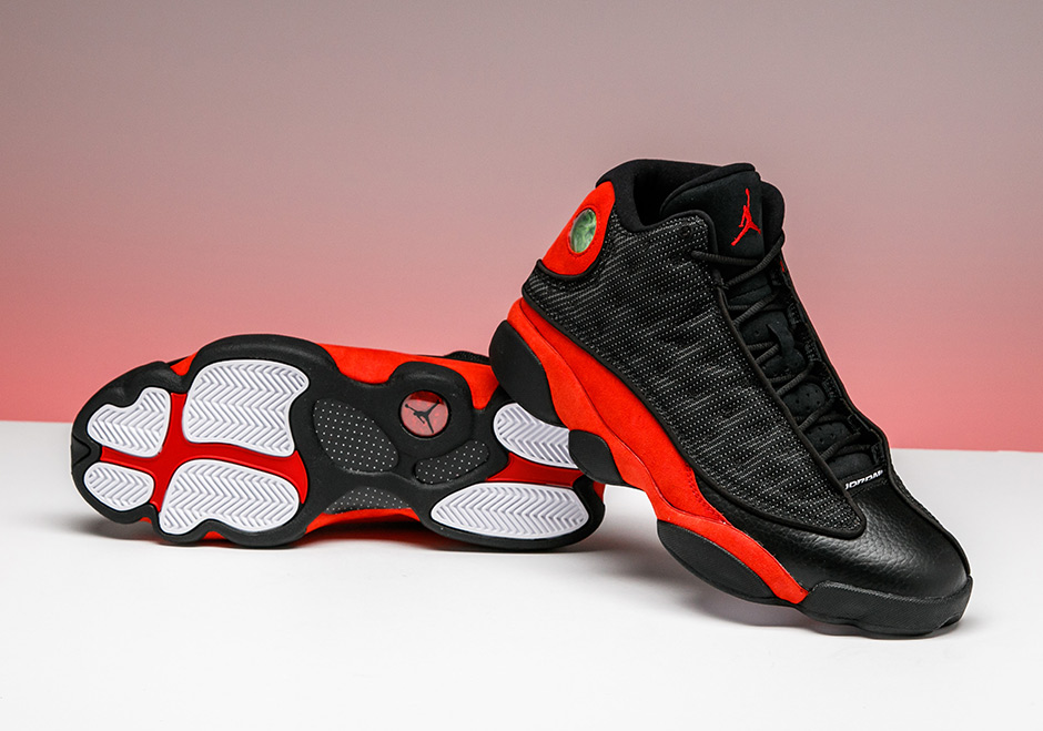 7e2110edf7dc8c Air Jordan 13 Bred Available Early from Stadium Goods