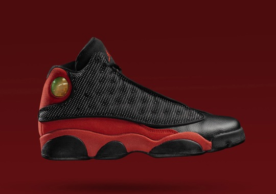 "The Air Jordan 13 ""Bred"" Releases Next Weekend"